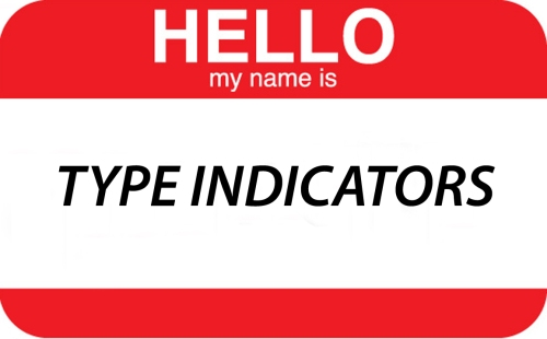 Type Indicators