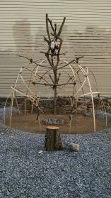 Kurt Steger's Sacred Space at Appalach-Wick