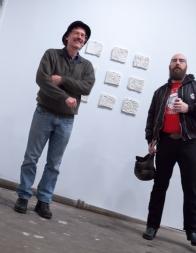Richard Bloes with Jeff Bergstrom